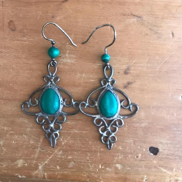 Jewelry - Vintage Bohemian Earrings